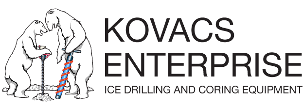 Kovacs Enterprise Ice Drilling and Coring Equipment